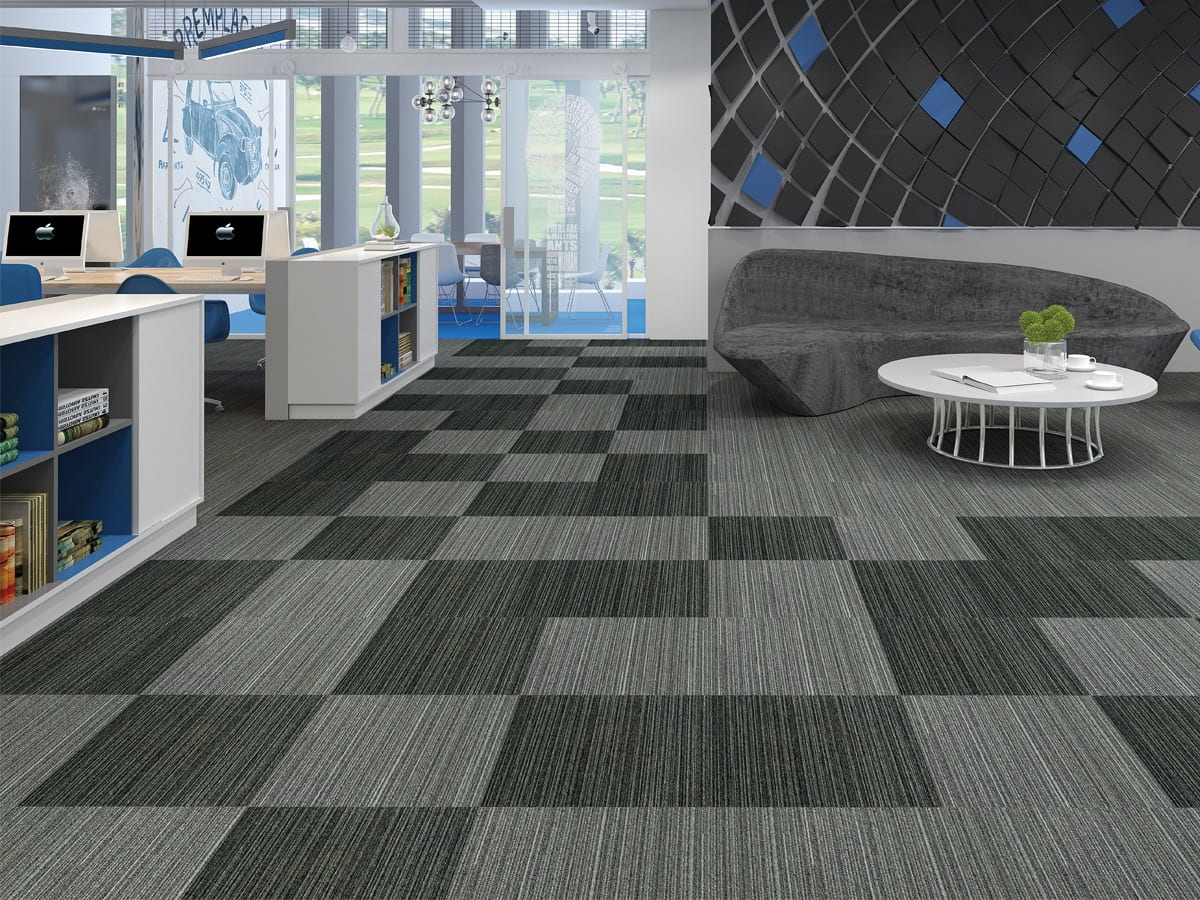 Carpet Tile Carpet Tiles Office Carpet By Harrington Twilight