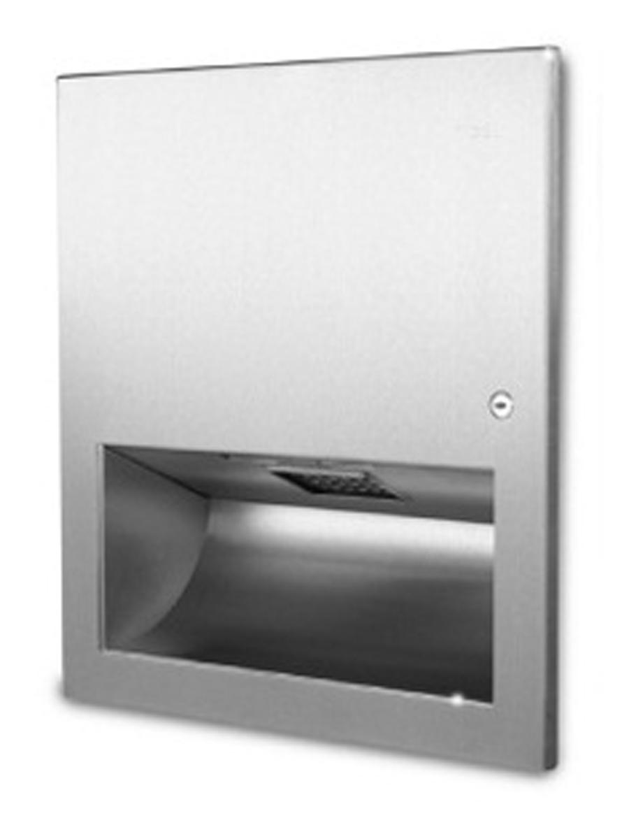 Recess Hand Dryer Stainless Steel Hand Dryer Hand Dryers