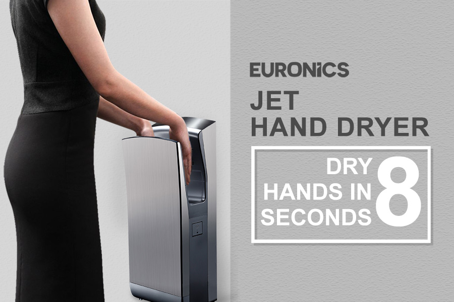 Hand Dryer Vs Tissue Papers Dispensers Euronics Industries