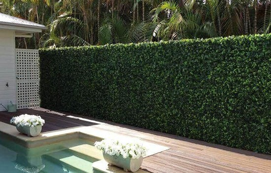 artificial vertical garden