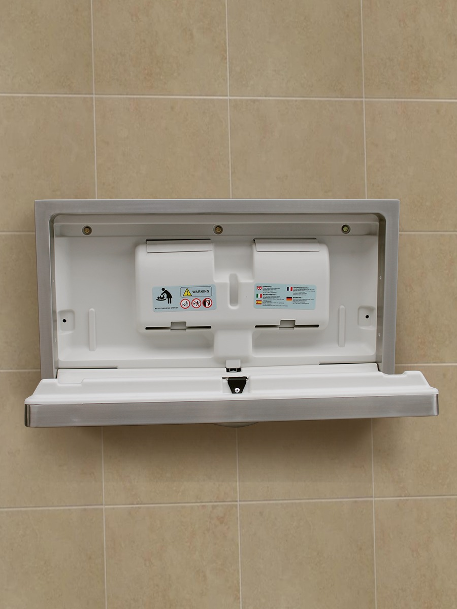 Baby Changing Stations Diaper Changing Stations For Washrooms
