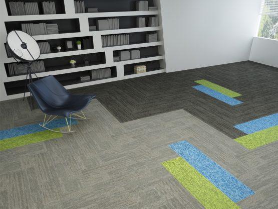 carpet tile strike