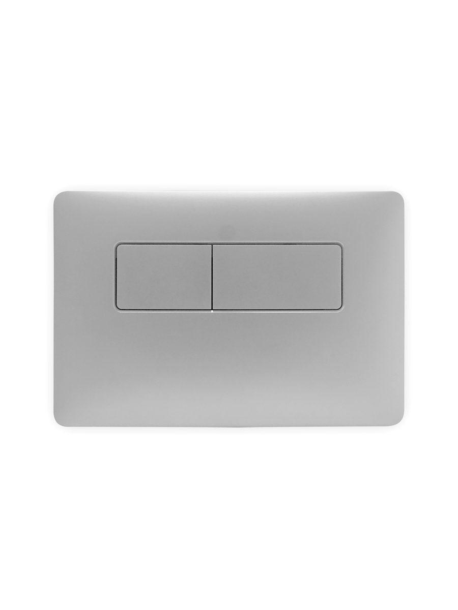 Flush Plate Chrome