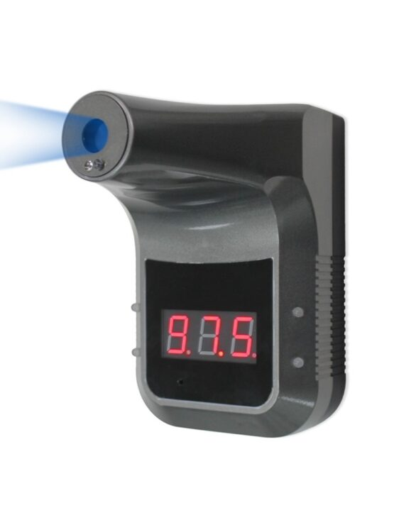 Wall-Mount Thermometer