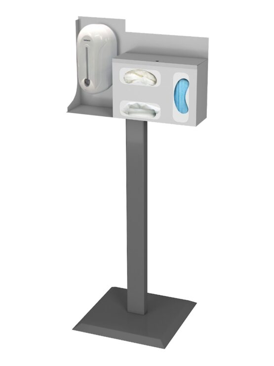 Multi Purpose Hand Sanitizing Unit